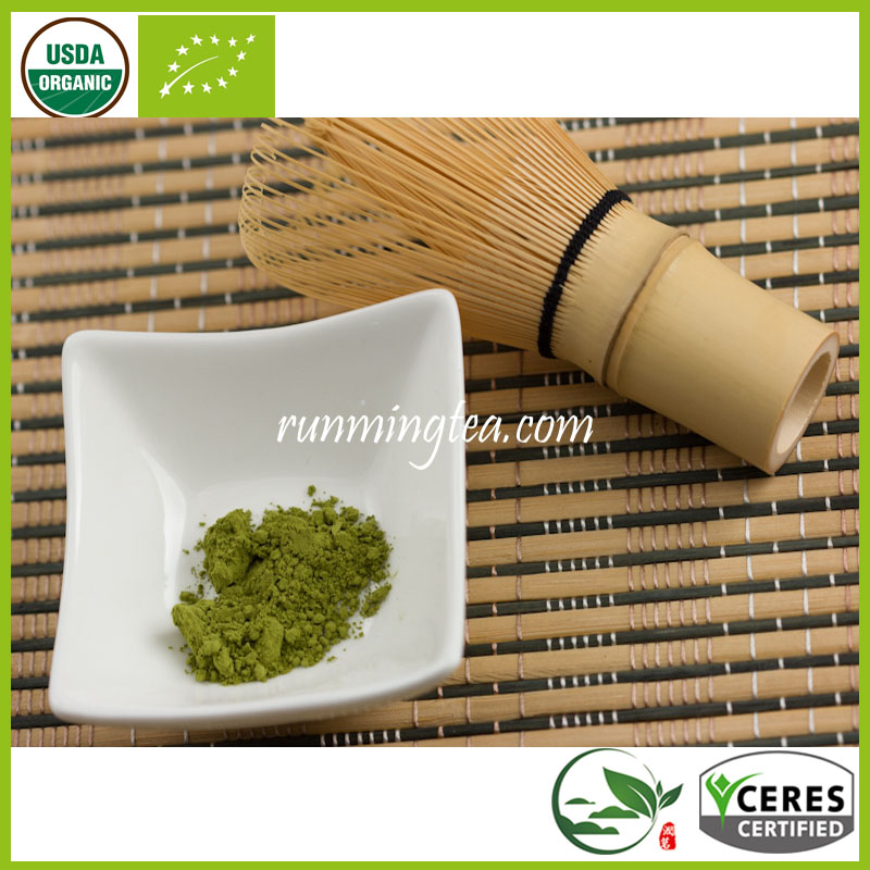 Spring Organic Matcha Tea Green Tea Powder