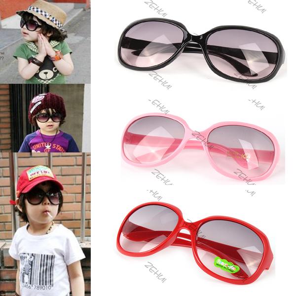 Baby Kids Eyeglasses Spetacles Sunglasses Goggles Boy Girls Glasses