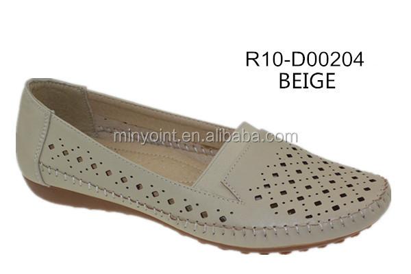 565c75dc99a84 Minyo laser cut casual women shoes,women flat shoes, women casual shoes