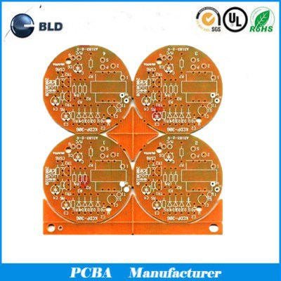 Fr4 telecom pcb with assembling manufacturer