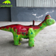 KANOSAUR1170 Kids Attraction Handmade Animated Riding Dinosaur Toy