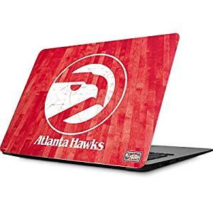 NBA Atlanta Hawks MacBook Air 13.3 (2010/2013) Skin - Atlanta Hawks Hardwood Classics Vinyl Decal Skin For Your MacBook Air 13.3 (2010/2013)