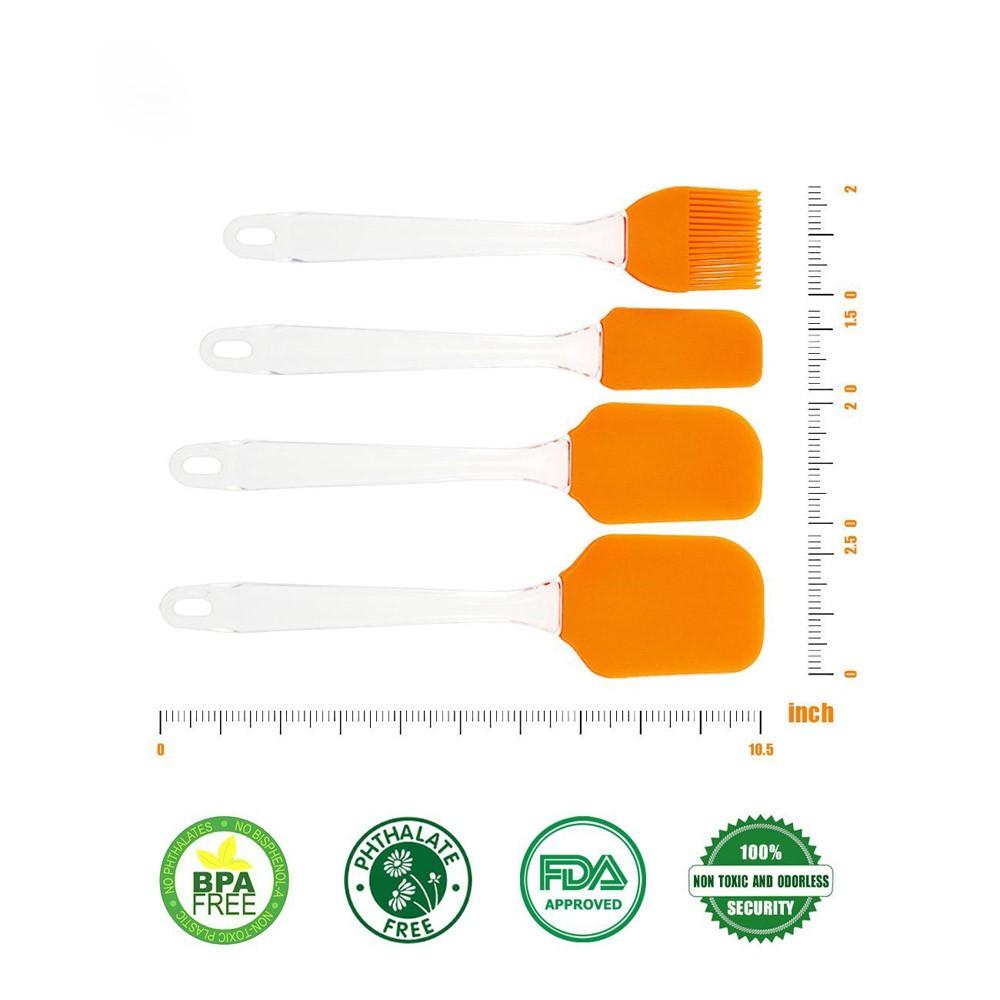 Alta calidad fda lfgb silicona utensilios de cocina - Utensilios de cocina de silicona ...