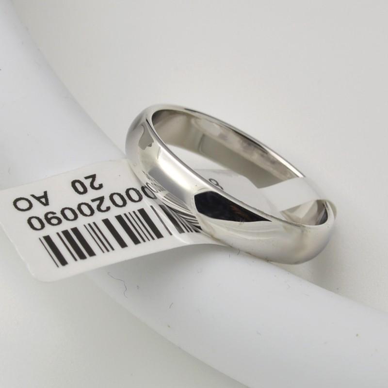 קידום סיטונאי מעורב סדר 2013 Italina Rigant תכשיטי מצופה 18k זהב אמיתי מפעל טבעת המחיר רוחב 4 מ