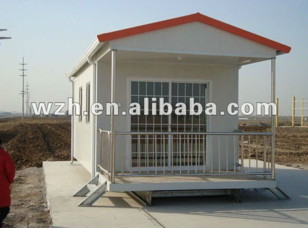 China Suppliers New Design Small Prefab Villa/factories Houses For ...