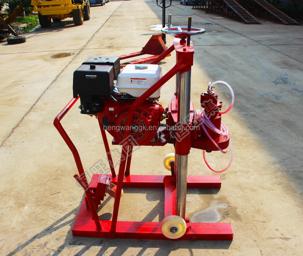 Rock mini concrete core drilling machine and Water Wells Drilling Rigs