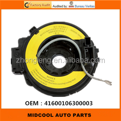 TOP QUALITY AIRBAG CLOCK SPRING FOR GEELY 416001063000003