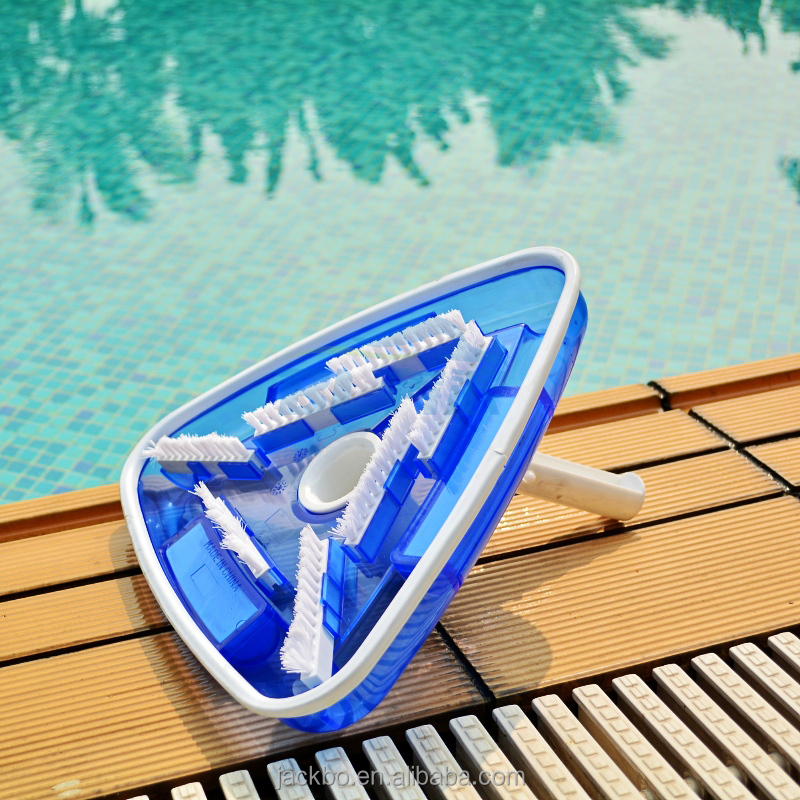2016 High Quality Swimming Pool Accessories Vacuum Head With Swivel