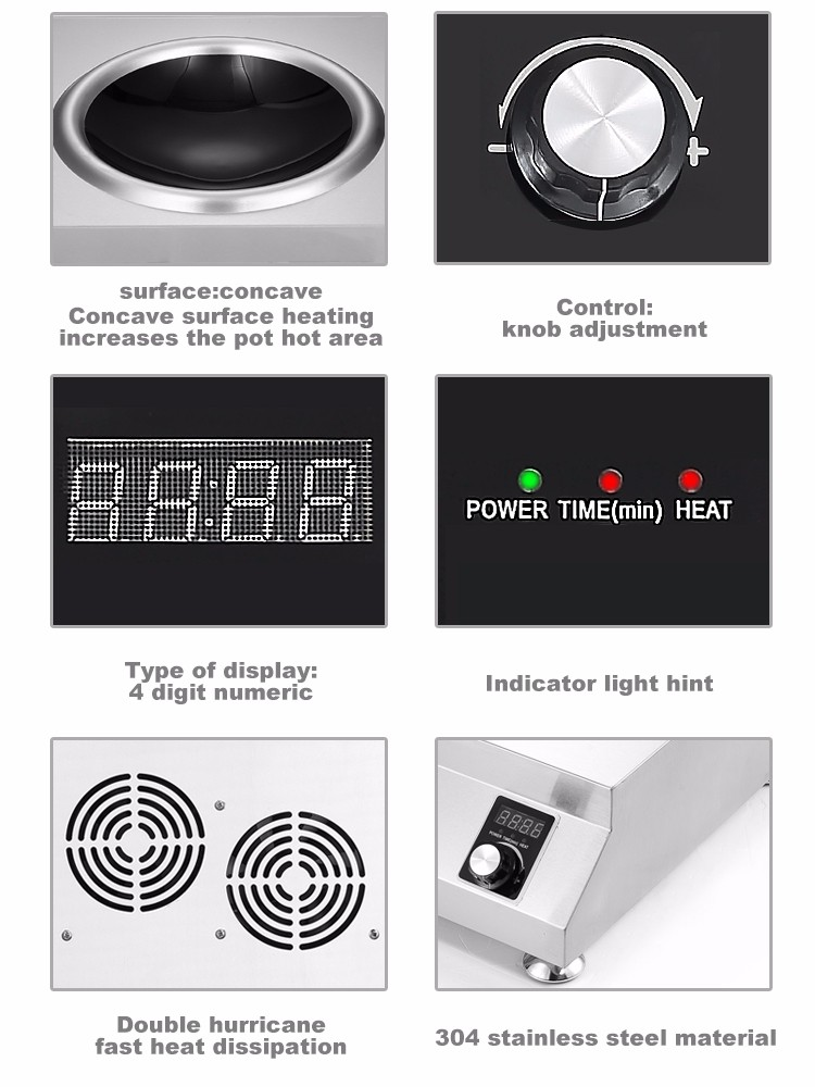 Ge monogram induction cooktop instructions
