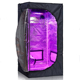 Indoor Hydroponics grow lights tent 8ft 610D Plant Grow box kits