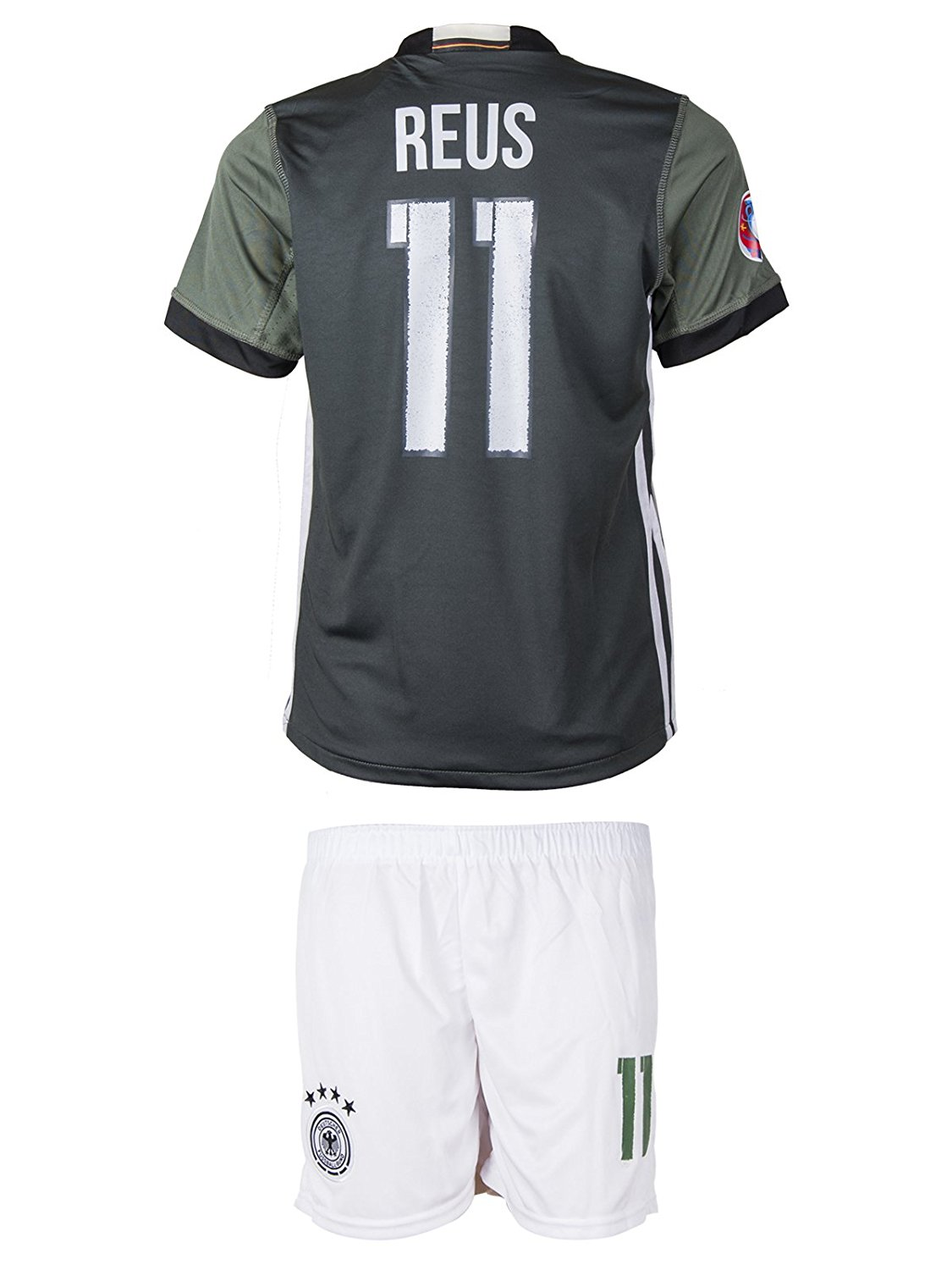 Germany Reus #21 Kids Jersey || Season 2016 2017 || Away Edition (XX-Large/12-13 Ages)