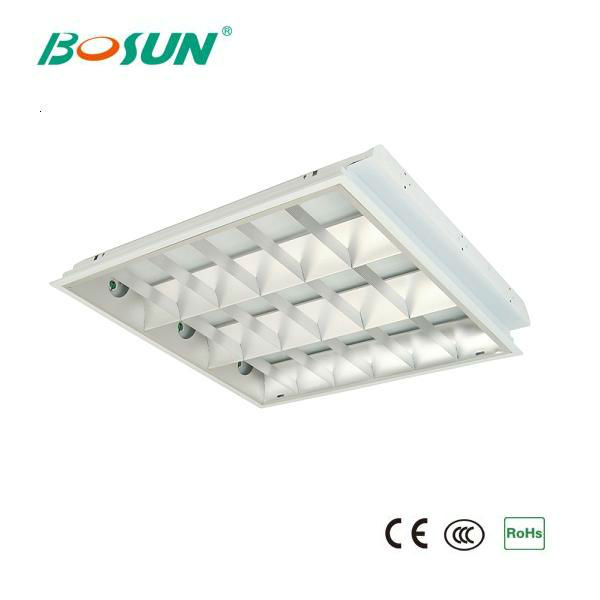 3x20w Surface Mounted Office Light Led Indoor Lighting Fixtures T8 Fluorescent Light Buy Fluorescent Light T8 Fluorescent Light 60x60 Fluorescent