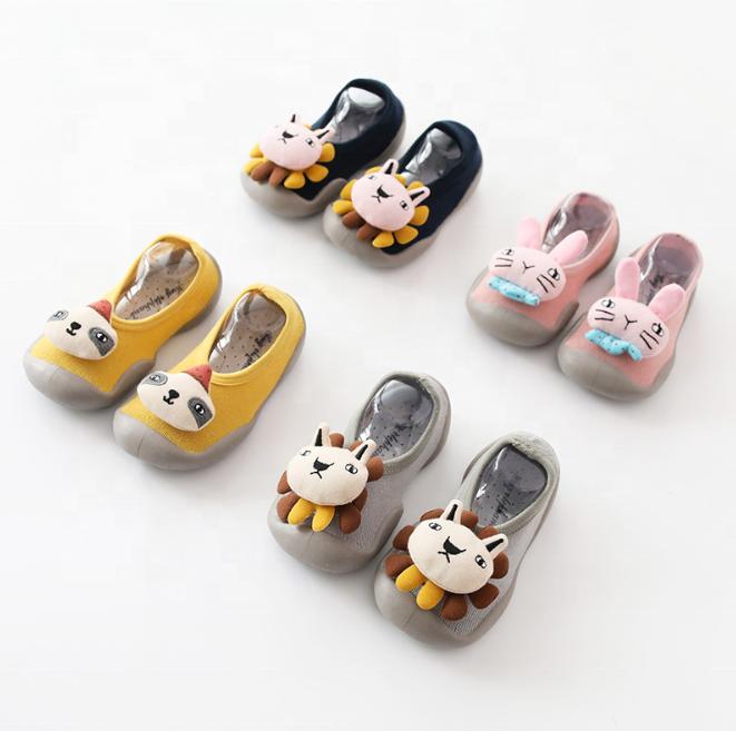 Baby-QQ Hardwearing Toddler Boys Soft Sole Sneakers Newborn Walking Shoes