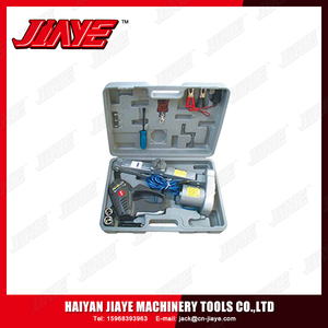 Stock Electric Car Lifting Jack And Electric Wrench Set