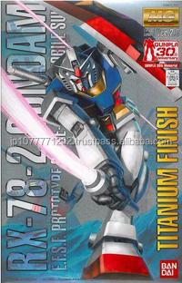 Wide variety of MG Series Gundam anime figurine models at competitive prices