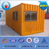 China high quality steel frame prefabricated living container house