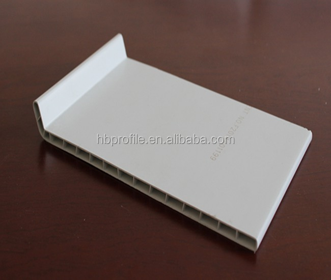 High Quality White Pvc Fascia Board With Compeive Price