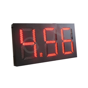 waterproof digital price tag gas station led price sign