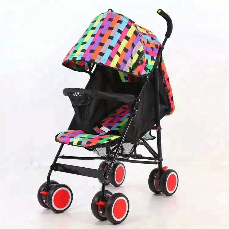 easy to fold unfold aluminium alloy baby stroller baby push chair