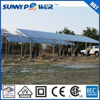 Residential whole 1KW solar energy product
