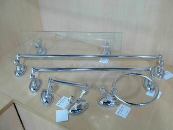 Badkamer Accessoires Rvs : Rvs badkamer accessoires chrome robehaak papier houder