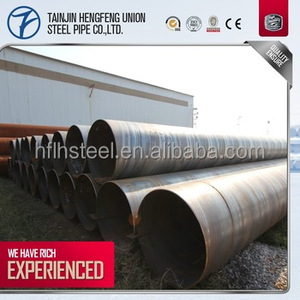 china manufacturing ssaw steel pipe api 5l grade x60