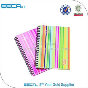 Simple Cheap exercise note book/school paper exercise made in Guangdong
