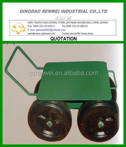Garden Seat Cart,Rolling Garden Seat,Rolling Garden Scooter   Buy Garden  Seat With Wheels,Wood Serving Carts,Folding Wagon Product On Alibaba.com