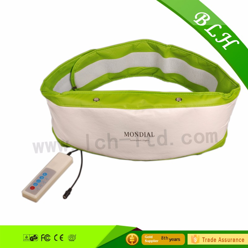 2017 Hot selling Whirly operating Mondial Slimming Belt regulate digestive function