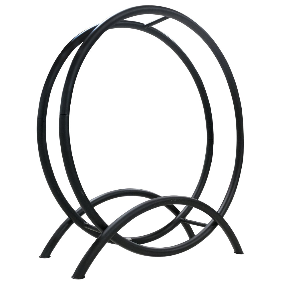 Circular Heavy Duty Log Rack