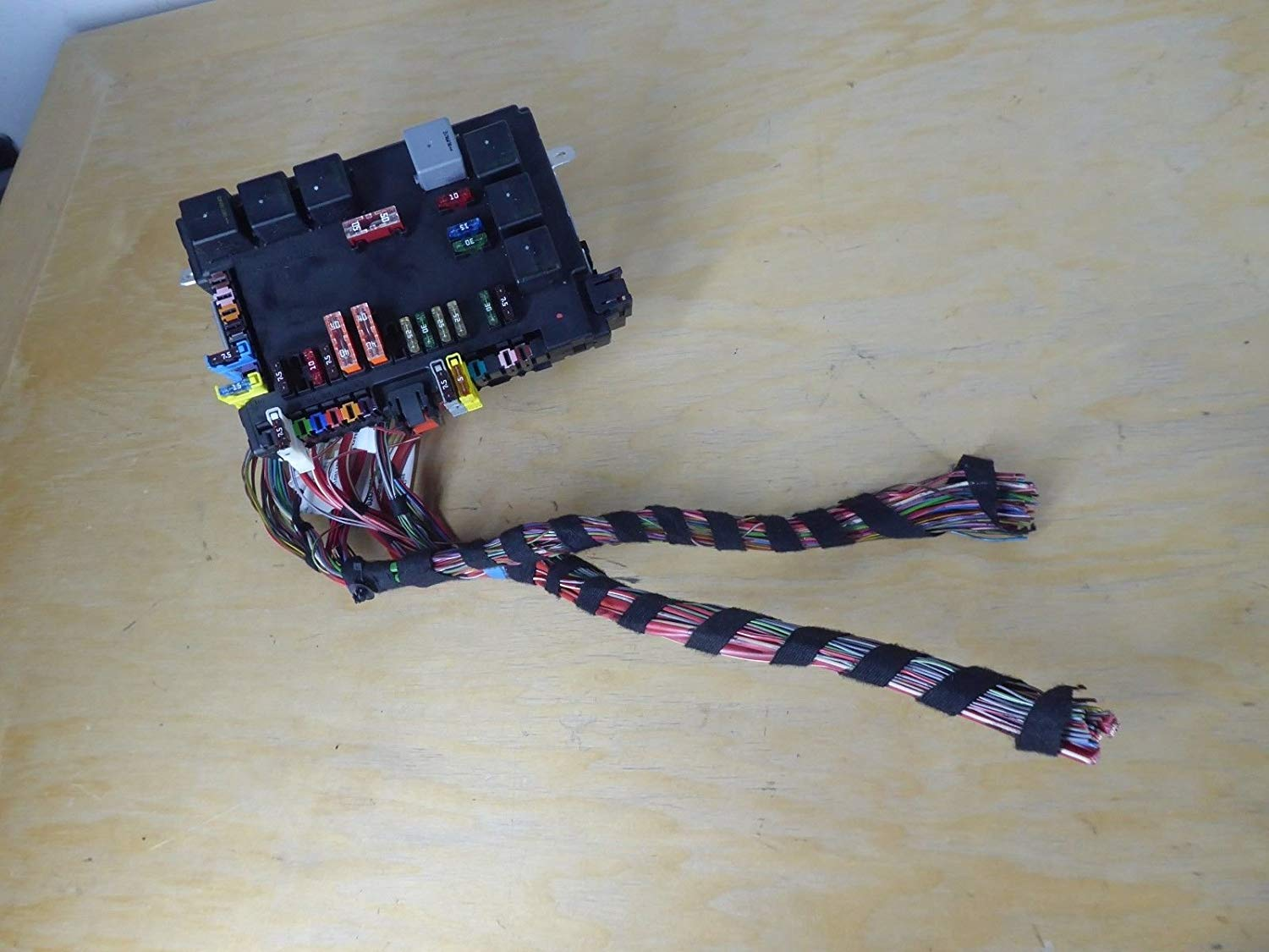 Cheap 09 S550 Find Deals On Line At Alibabacom 2007 Fuse Box Location Get Quotations Mercedes S Class W221 Rear Trunk Junction Control Module Oem