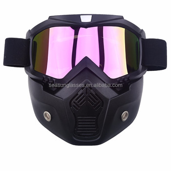 Wholesale Motorcycle Googles Helmet Eyewear For Motocross Sports UV Protective Goggles