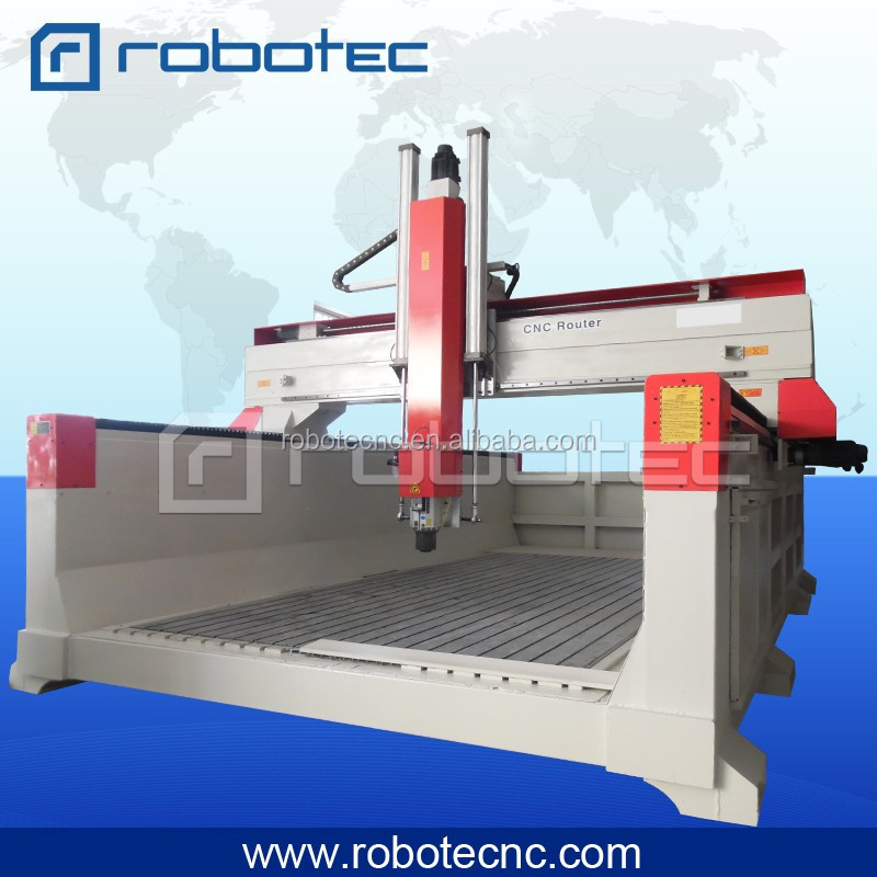 RTM-2040 High Z axis travel foam EPS <strong>cnc</strong> router price , foam cutting machine , <strong>cnc</strong> for furniture