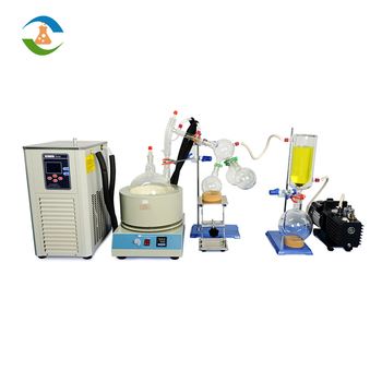 China Suppliers Mini Short Path Distillation System Equipment For Sale