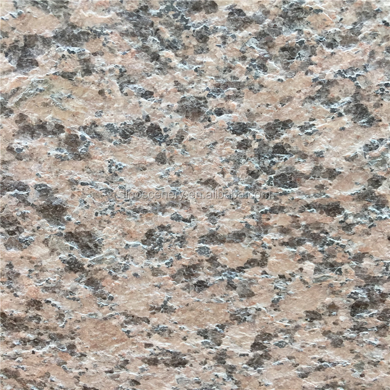 Granite tiles 100x100 Desert brown stone for paving floor