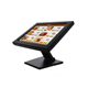 small cheap wall mount white / black 10 inch or 15 inch pos lcd touch screen monitor