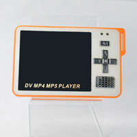 2014 Portable DV MP4 MP5 digital player with camera