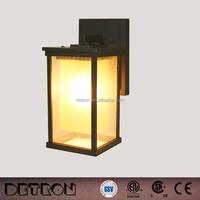 Waterproof light fixtures IP65 light outdoor wall lamp