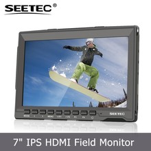 Cheap price High quality 1280*800 hd lcd monitor HDMI input built-in speaker camera stabilizer for car