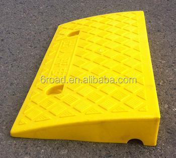 Plastic Yellow Kerb Car Ramp Buy Plastic Car Ramps