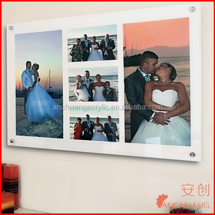 Atractivo Acrylic Collage Picture Frames Festooning - Ideas ...