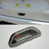 Car Accessories Exterior Decoration ABS Chrome Rear Door Gate Handle Bowl Cover Trim For Nissan X-Trail 2017
