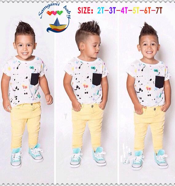Brand New Baby Boy Suits Children Clothes Suit Boys Coat Suit ...