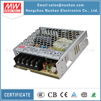 Mean Well LRS-75-24 75w 24V 3.2a smps/24v smps power supply circuit ...