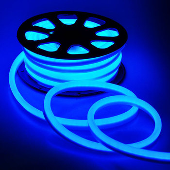 Bedroom Battery Led Neon Light Strip