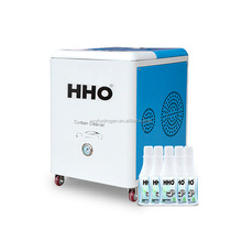 HHO engine carbon cleaning automatic car wash machine