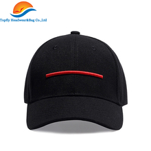 Custom Baseball Cap Hat With 3D Embroidery Logo