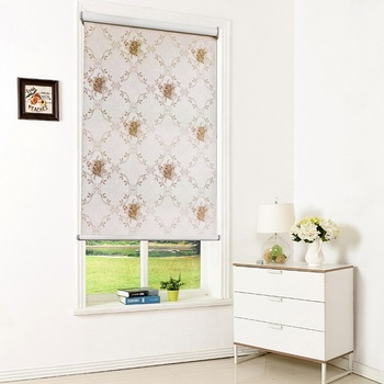 Customized Curtain Fabric Blackout Window Blinds