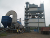 LB4000 320t/h Asphalt Mixing Plant with modular design and convenient transfer