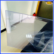 strong flexible Semi-rigid Clear PVC Vinyl Plastic Sheet